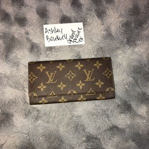 Authentic LV Vintage Porte Yen Cartes